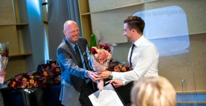 Rekordmange doktorgrader i Agder