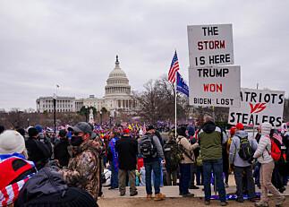 — Angrepet på Kongressen er eit angrep på kunnskapen