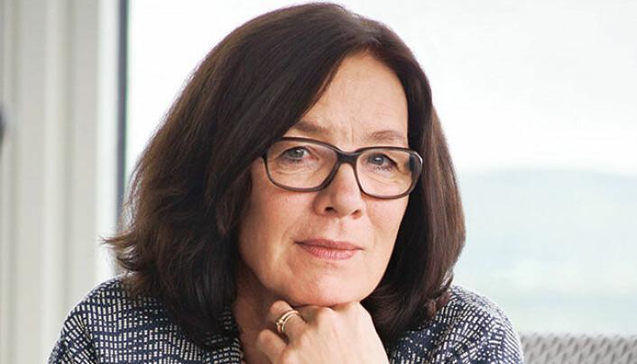 Kirsten Langkilde gikk av som rektor ved Kunstakademiet i desember.