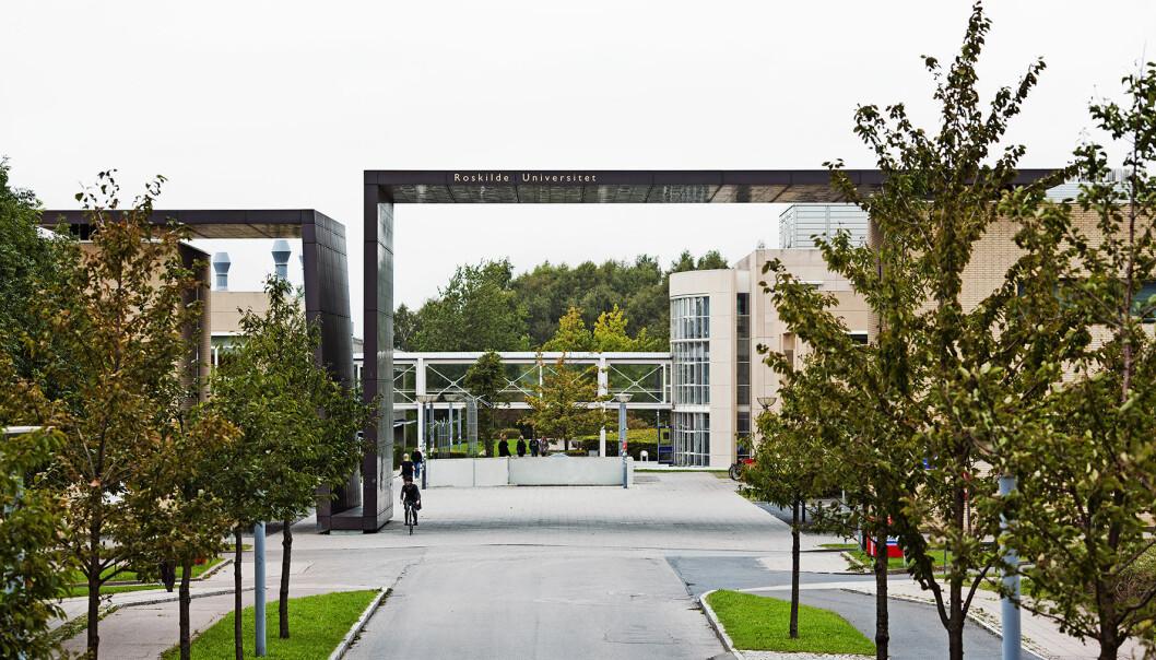 Roskilde Universitet søker styremedlem. Norske og svenske forskere blir oppfordret til å søke.