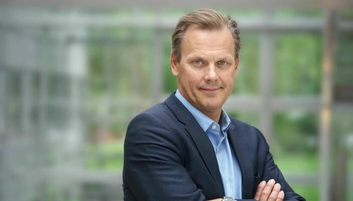 Områdedirektør i Forskningsrådet, Fridtjof Fossum Unander, sier han har vanskelig for å forstå noen av påstandene fra Høgberg.