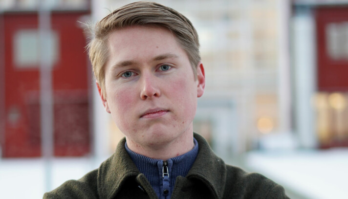 Leder i Studentparlamentet i Tromsø, Herman Siggerud, mener det aller viktigste fremover er tydelig kommunikasjon til studentene.