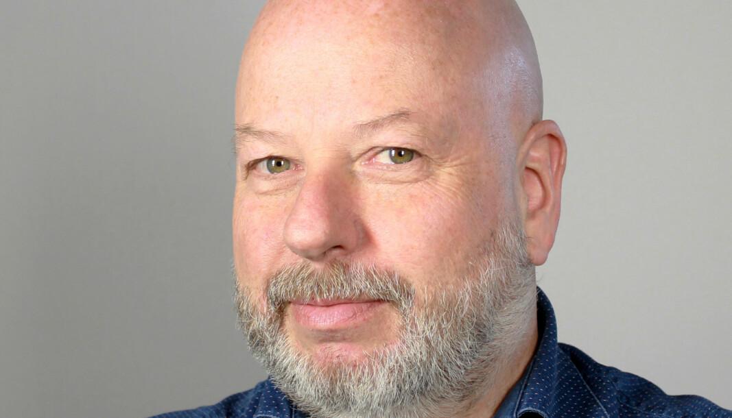 HR-direktør ved Høgskolen i Innlandet, Lars Petter Mathisrud, begrunner avslaget med søkerens nåværende stilling.