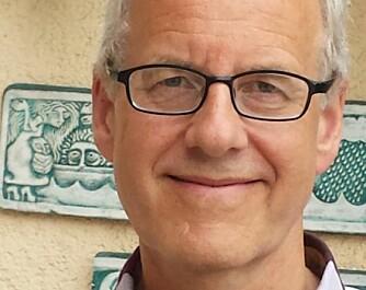 Professor Peter Arbo ved Norges fiskerihøgskole, som er en del av UiT.