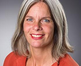 Anne Kveim Lie, ved UiO.