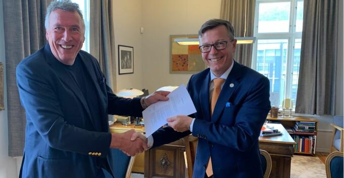 UiB betaler nye millioner i Knudsen/Olsen-prosjekt
