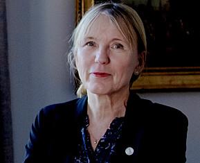 Valkampen er ikkje i gang, understrekar rektorkandidat Margareth Hagen.