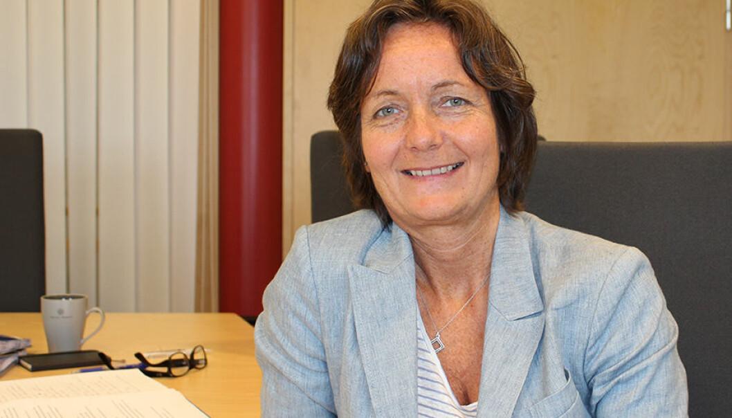 Styret ved Høgskolen i Innlandet med leder Maren Kyllingstad i spissen skulle denne uka ansette ny dekan ved Handelshøgskolen, men saken er utsatt.