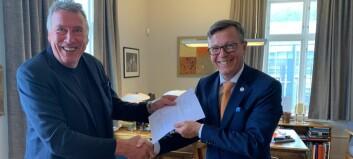 UiB dropper alle videre planer i omstridt Knudsen/Olsen-prosjekt