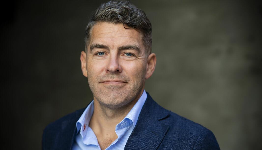 Per Martin Norheim-Martinsen er viserektor for forskning og utvikling ved OsloMet - storbyuniversitetet.