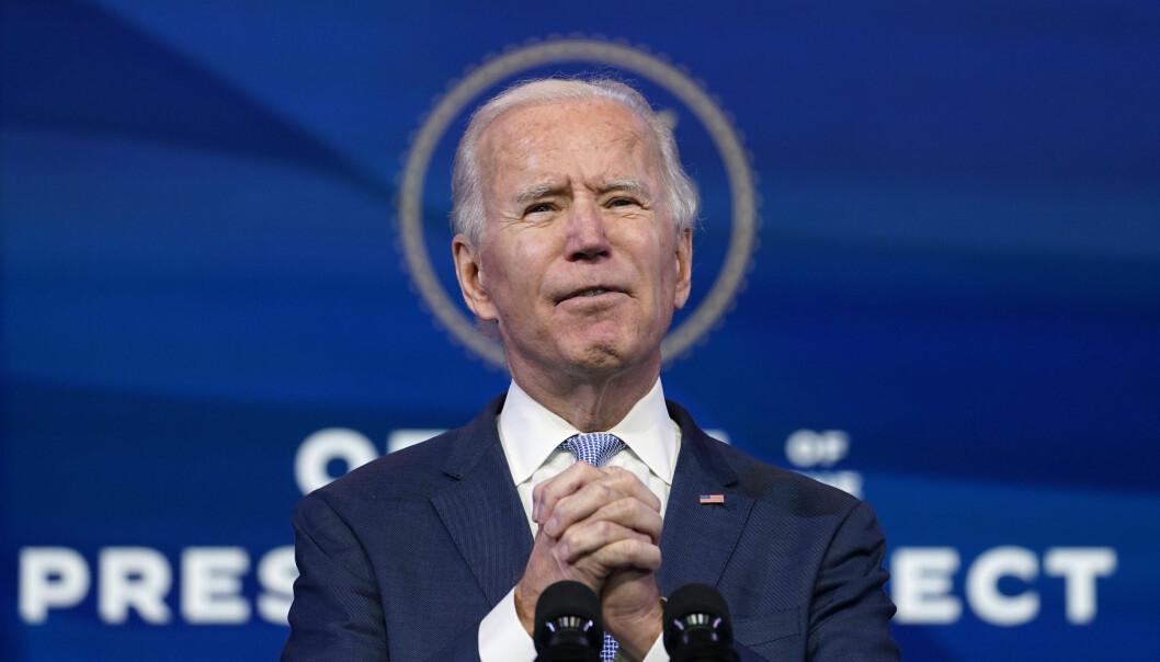 Joe Bidens bønn ble hørt, han er nå USAs president. Nå bønnfaller en rekke organisasjoner Biden om å ta store grep mot en svulmende studiegjeld.