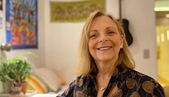 Forlagssjef Birgit Skaldehaug i Cappelen Damm Akademisk.