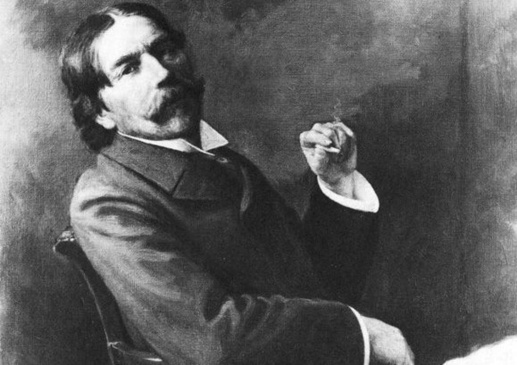 Thorstein Veblen vokste opp i en norsk bondefamiiie.