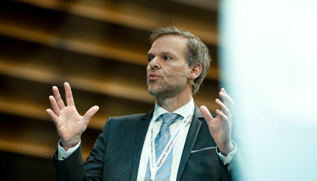 Styreleder Tore Ulstein i Norce-konsernet har satt fart i prosessen med å ansette ny toppleder. M¨ålet er å finne vedkommende før utgangen av mars.