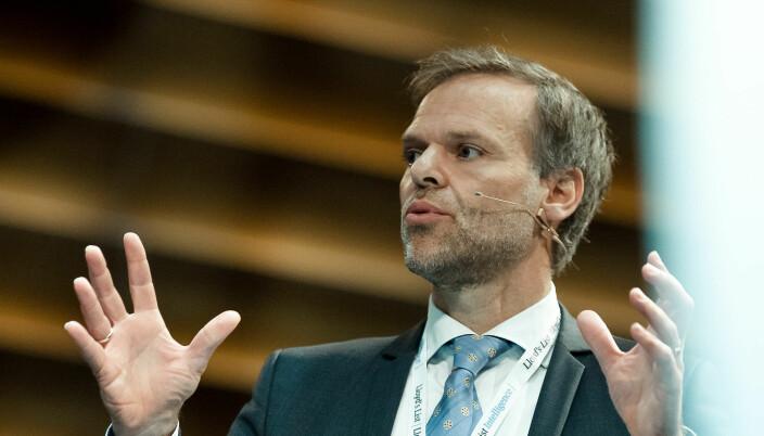 Tore Ulstein er styreleder i Norce