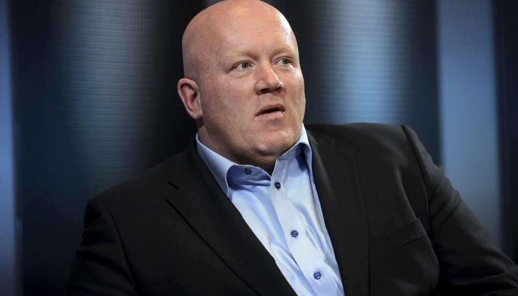 Han tar over etter Kathrine Skretting som rektor ved Høgskolen i Innlandet. Hva heter han?