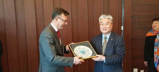 Krangel om UiB løper fra regning i Kina-samarbeid