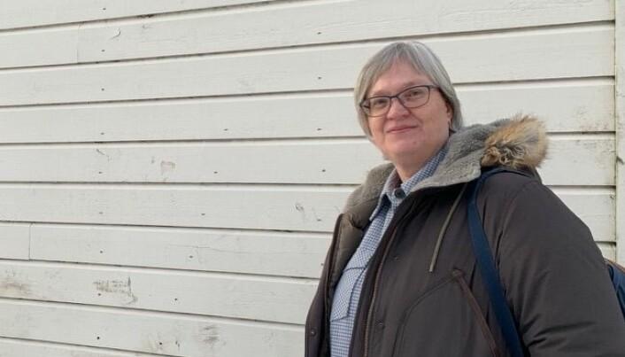 Kristin Strømsnes er en av 17 vitenskapelig ansatte som sier nei til sammenslåing til ett statsvitenskapelig institutt.