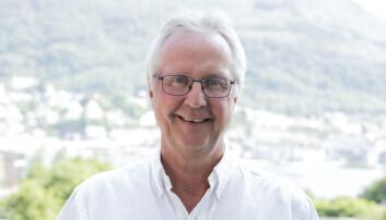 Thor Arne Håverstad er fungerende konsernsjef i Norce