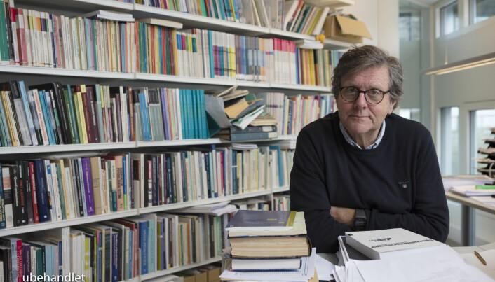 Peder Haug, professor emeritus, pedagogikk.