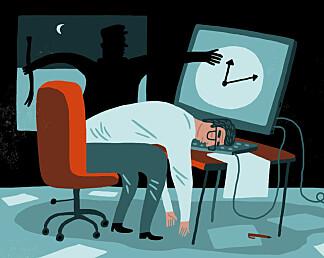 Halvparten bruker mer tid på undervisning