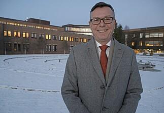 Det blir fem i Olsens rektorat