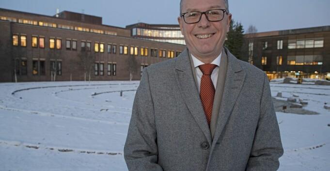 Dag Rune Olsen fortsatt ønsket som rektor ved UiT