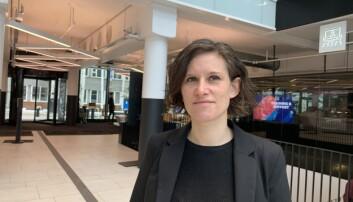 Medievitskap-professor Kristine Jørgensen vil evaluera UiB sin klyngestrategi.