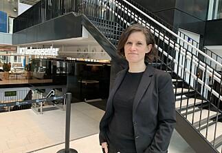 Jørgensen inn i rektorteam i Bergen