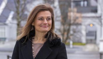 UiB skal vera ein framtidsretta utddanningstad, seier informatikk-professor Pinar Heggernes.