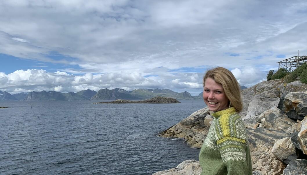 Pia Pernille Pålsdatter mistet studieretten. Hun jobber for å få den tilbake.