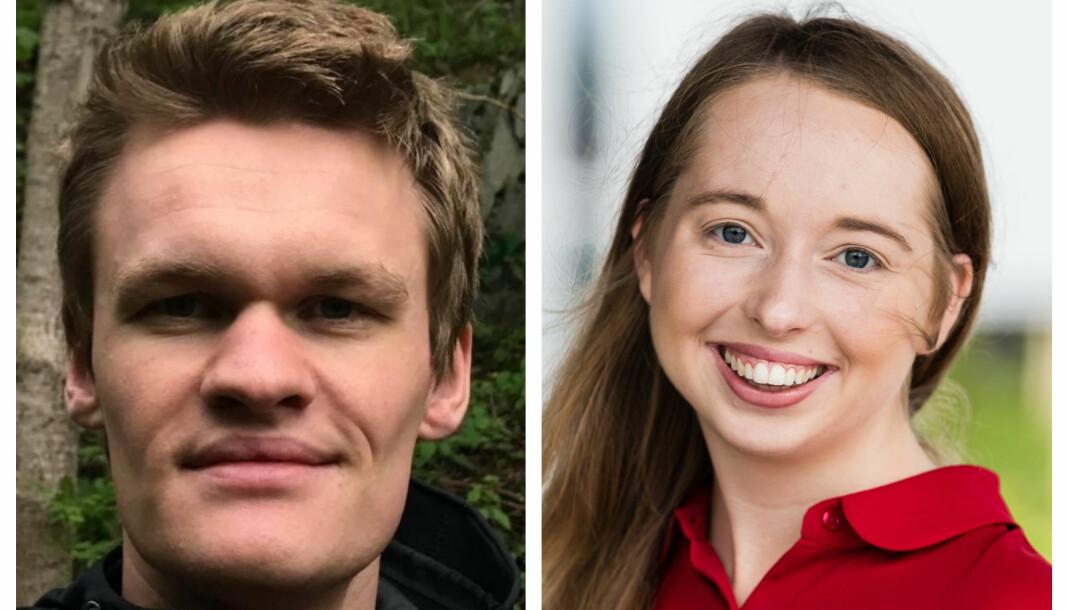 Xenia Cappelen og Andreas Schønberg-Moe i Norsk medisinstudentforening skriver at koronavaksine til helsefagstudenter bidrar til trygg pasientbehandling og praksisgjennomføring.