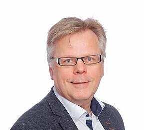 Hans Petter Hildre ønsker en ny periode som instituttleder i Ålesund.