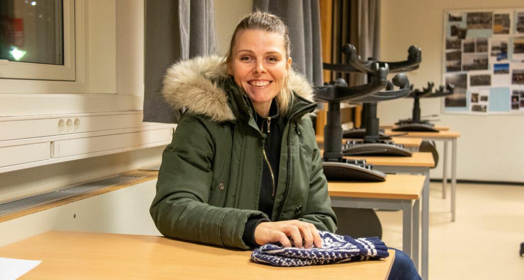 Pernille Breivik (30) har et sterkt ønske om å bli lærer. For å klare det må hun først skaffe seg en 4-er i mattematikkfag fra videregående.