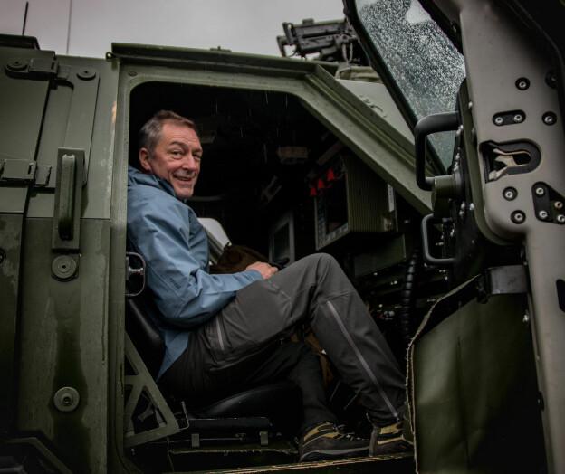 Forsvaret vil dra veksler på sivile forskningsmiljøer