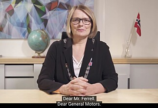 UiA svarer Will Ferrell og General Motors' reklame