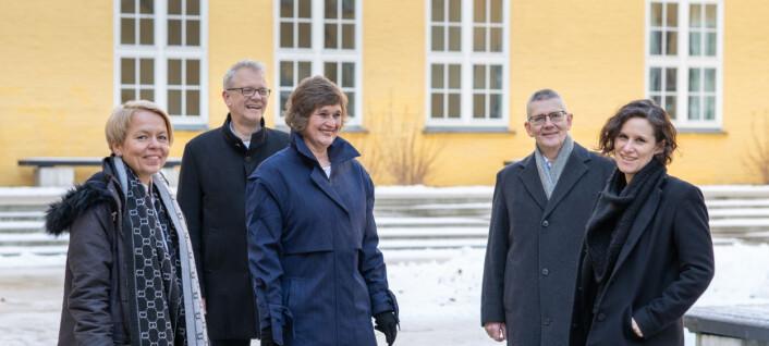 Team Samdal i Bergen har lansert valprogrammet sitt