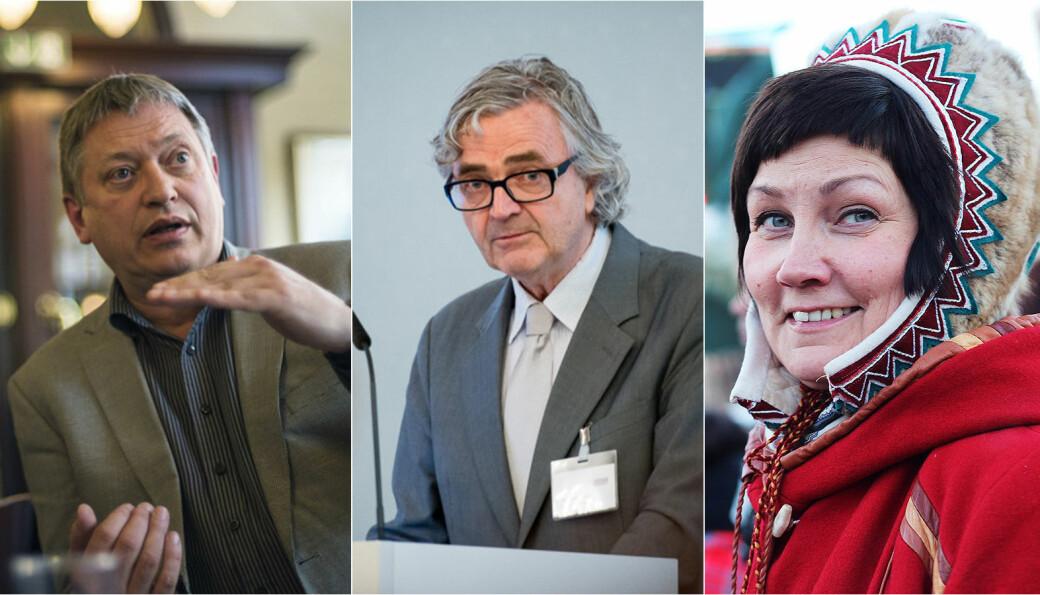 Alf Rasmussen, Petter Aaslestad og Aili Keskitalo er på Nord unviersitets liste over mulig styremedlemmer til styreperioden 2021-2025.