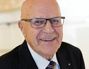 Olav Holt har gått bort, 86 år gammel.