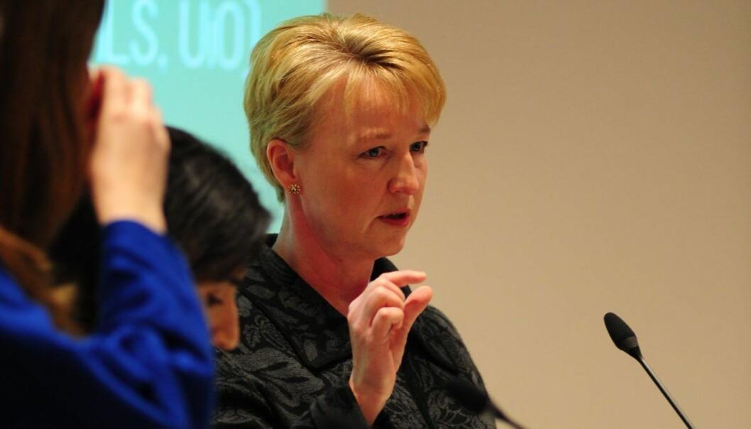Professor Kristin Bech ved Universitetet i Oslo tar et oppgjør med systemet for karakterbegrunnelser.