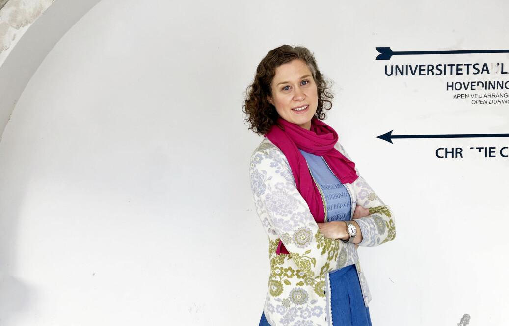 - You gotta walk the talk, seier forskar Dorothy Dankel ved Institutt for biovitskap på UiB. Så langt meiner ho det stort sett er berre talk frå regjeringa.
