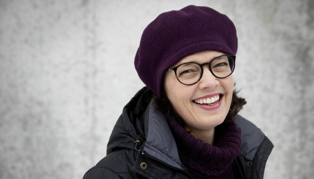 Astrid Kvalbein er valgt til rektor for perioden 2021-2025.
