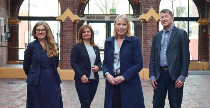 Team Hagen: Kvalitet og mangfold på hjemmebane