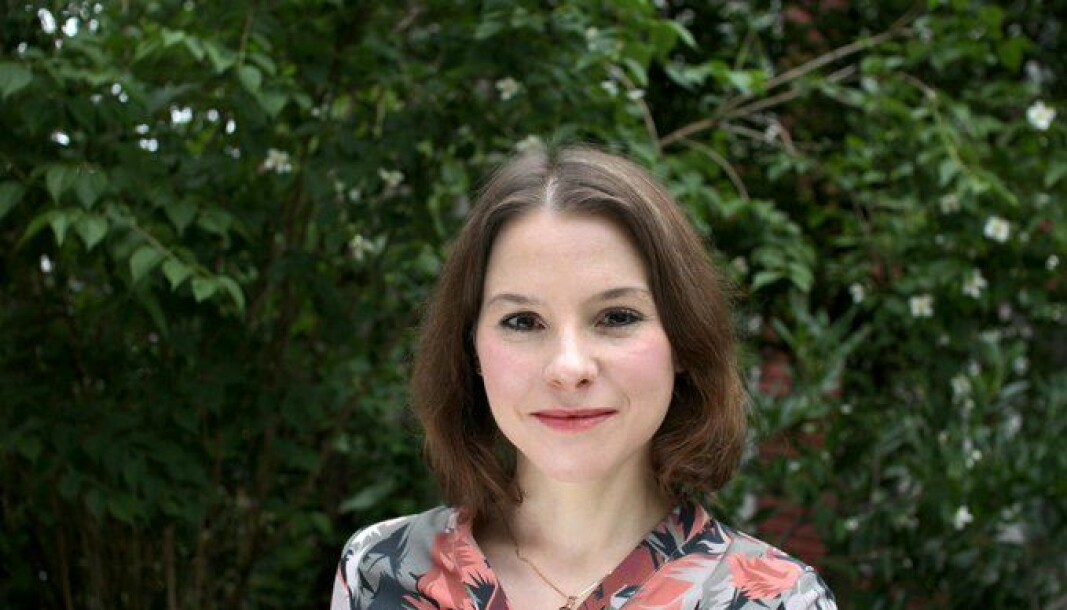 Førsteamanuensis Malgorzata Cyndecka ved UiB problematiserer kriteriene internasjonalisering og tverrfaglighet i forskningsfinansiering i sitt innspill til Samarbeidskonferansen om Langtidsplanen for forskning og høyere utdanning.