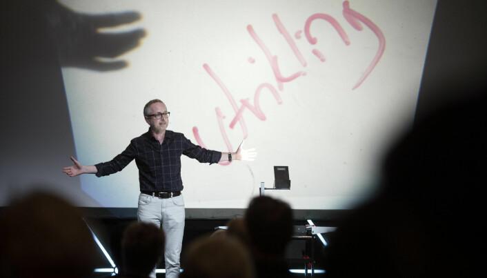 Bård Vegar Solhjell står på listene til både NTNU og NMBU.