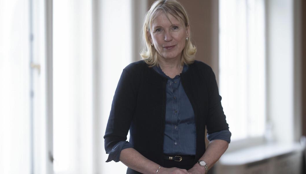Fire topptillitsvalgte ved Universitetet i Bergen oppfordrer medlemmene sine til å stemme på Margareth Hagen under rektorvalget som starter mandag 22.mars.