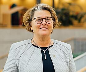 Prorektor Astrid Birgitte Eggen er sterk i troen på at Universitetet i Stavangers fremtidsrettede strategi er den riktige veien å gå.