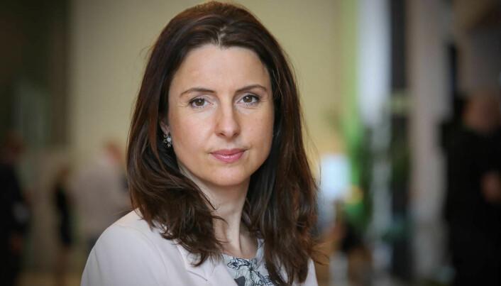 Jenny Klinge, stortingsrepresentant for Senterpartiet.