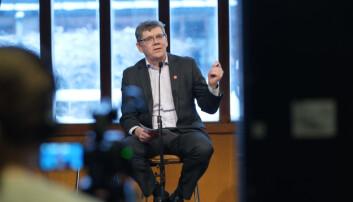 Rektor Svein Stølen var alene om å ønske rektorjobben ved Universitetet i Oslo de neste fire årene.