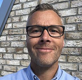 Nestleder i Skeivt kristent nettverk, Tor Håkon Eiken.